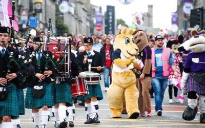 Celebrate Aberdeen