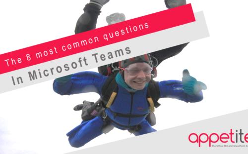 MS Teams Questions