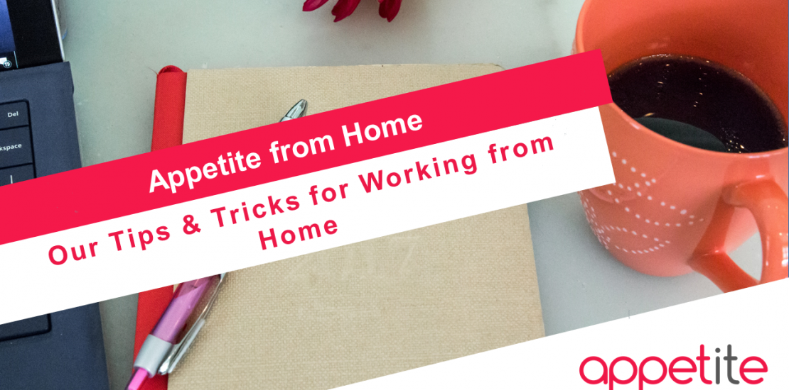 working from home tips tricks