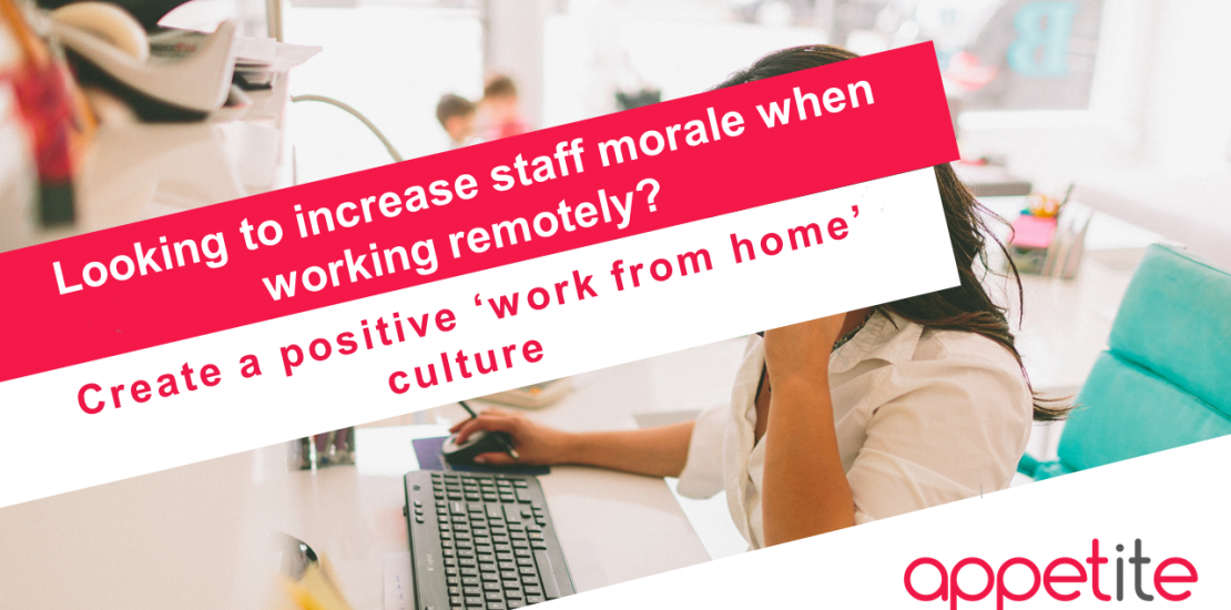 positive work from home culture microsoft365