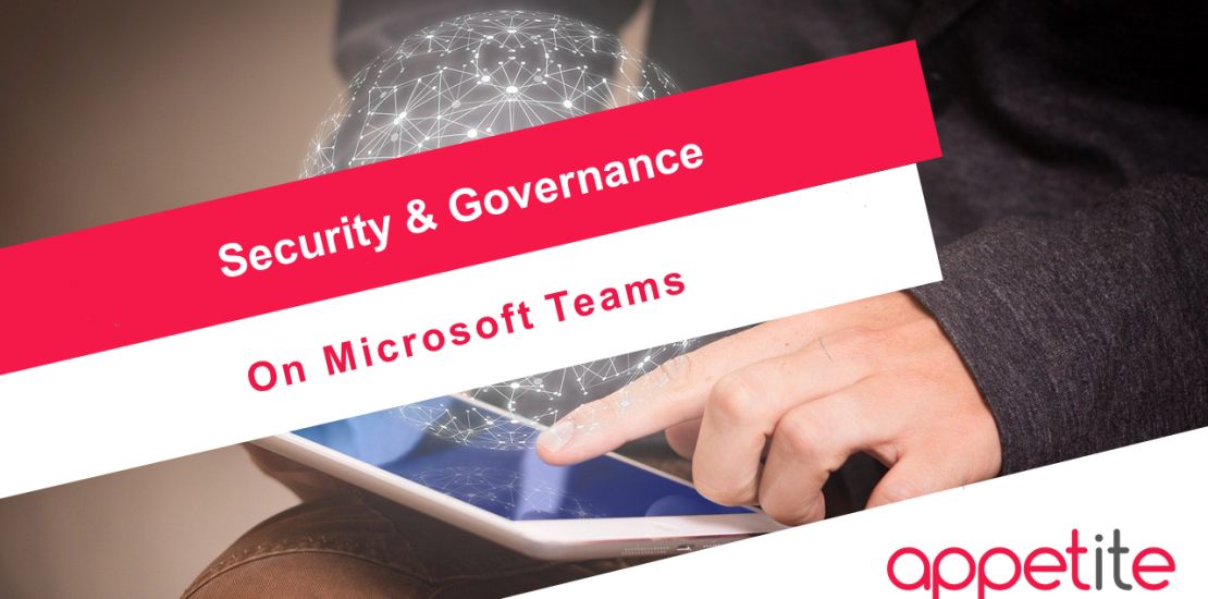 security governance microsoft teams aberdeen city appetite for business
