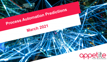 Process Automation Predictions for 2021 ad