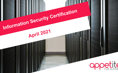 Information Security Certification - thumbnail